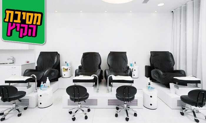 4 הסרת שיער בלייזר בקליניקת The beauty lounge, צפון תל אביב