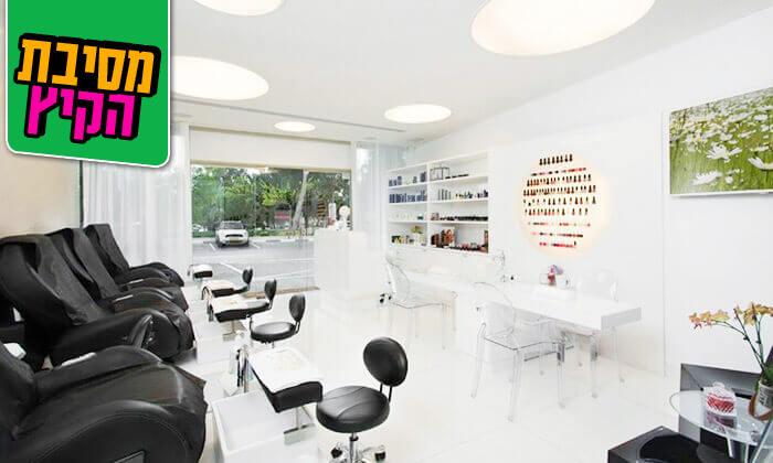 5 הסרת שיער בלייזר בקליניקת The beauty lounge, צפון תל אביב