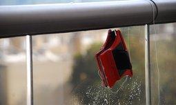 מנקה חלונות מגנטי דו-צדדי