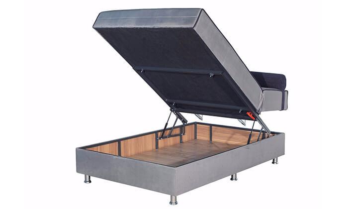 5 מיטה ברוחב וחצי OR design