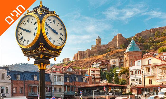 6 טיול מאורגן בגאורגיה לדוברי רוסית, כולל חגים