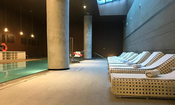 5 חבילת ספא זוגיתבמלון NYX הרצליה פיתוח