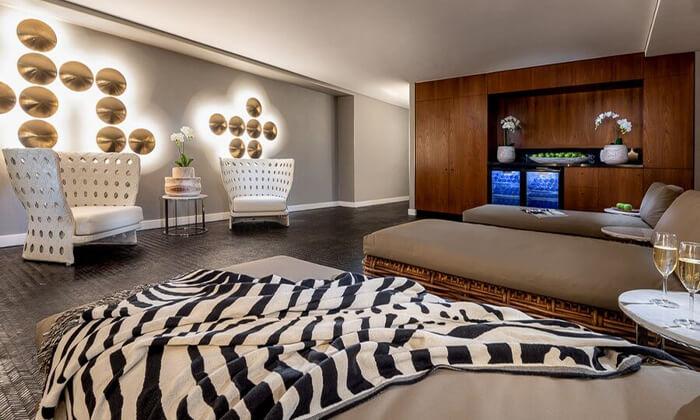 6 חבילת ספא זוגיתבמלון NYX הרצליה פיתוח