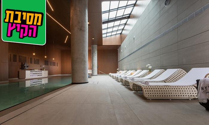 7 חבילת ספא זוגיתבמלון NYX הרצליה פיתוח