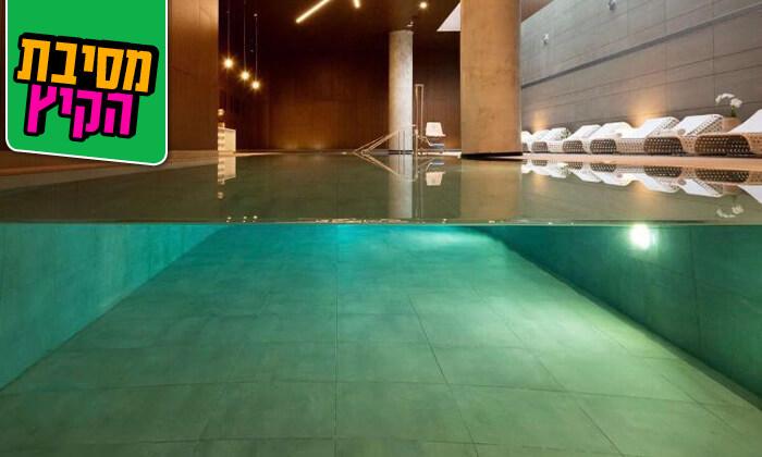 8 חבילת ספא זוגיתבמלון NYX הרצליה פיתוח