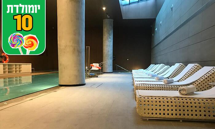5 חבילת ספא במלון NYX הרצליה פיתוח