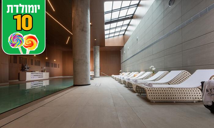 7 חבילת ספא במלון NYX הרצליה פיתוח