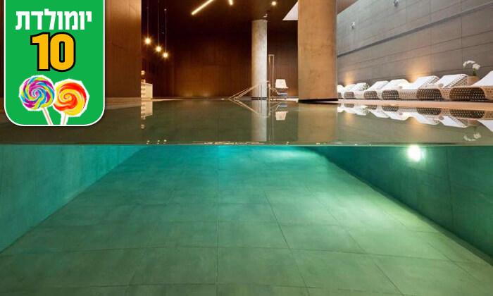 8 חבילת ספא במלון NYX הרצליה פיתוח
