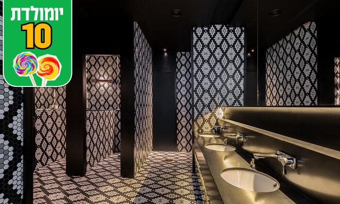10 חבילת ספא במלון NYX הרצליה פיתוח