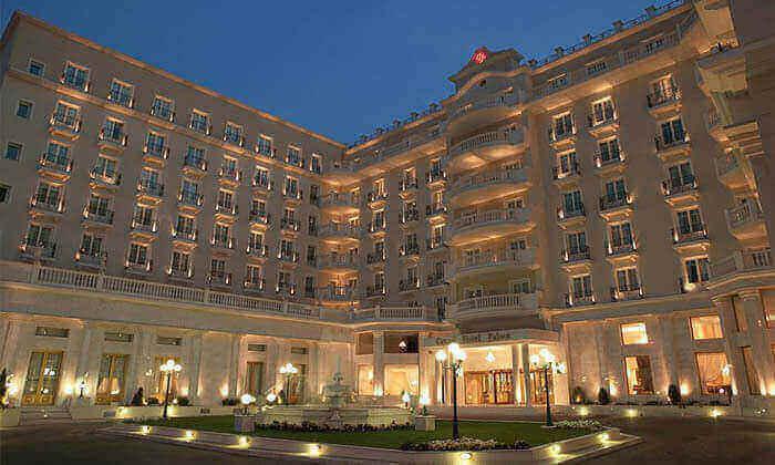 """4 חופשה בסלוניקי במלון 5 כוכבים מומלץ, כולל סופ""""ש"""