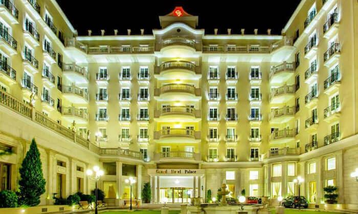 """10 חופשה בסלוניקי במלון 5 כוכבים מומלץ, כולל סופ""""ש"""
