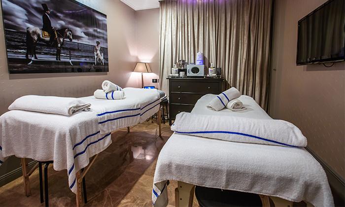 6 עיסוי זוגי במלון הבוטיק B ברדיצ'בסקי, תל אביב