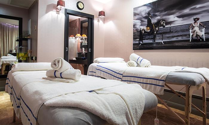 2 עיסוי זוגי במלון הבוטיק B ברדיצ'בסקי, תל אביב