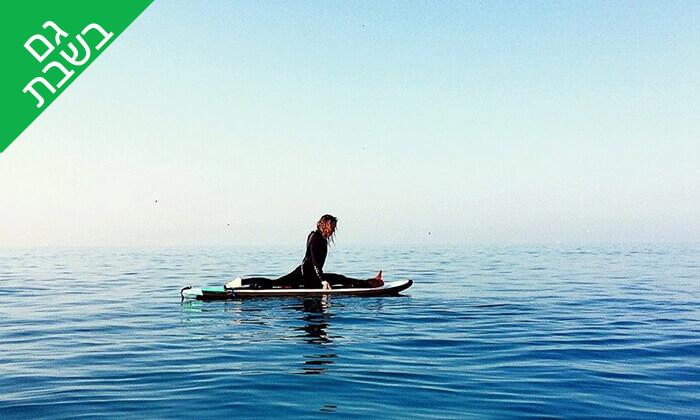 6 שיעור גלישת גלים - מועדון הגלישה ווי סרף We Surf, חוף הצוק תל אביב