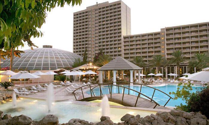 2 חופשה ברודוס - שמש, חופים ומלון 5 כוכבים מפנק, כולל יום העצמאות