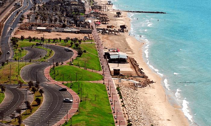 3 גארדן הוטל חיפה - מלון בוטיק למרגלות הכרמל
