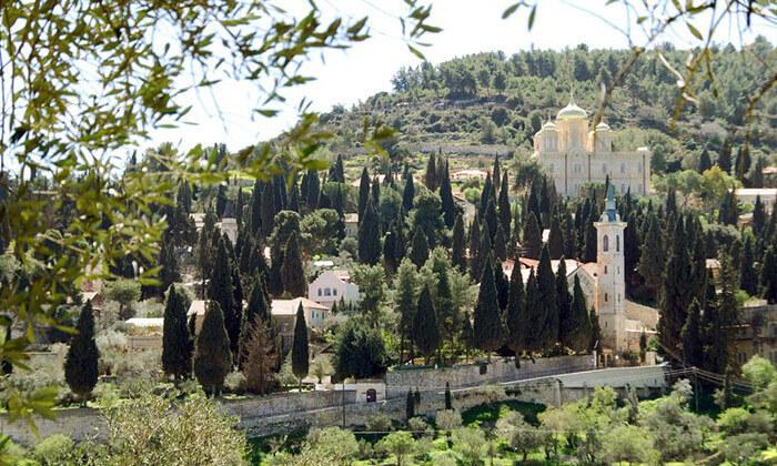 5 חופשה באזור שקט ופסטורלי בהרי ירושלים