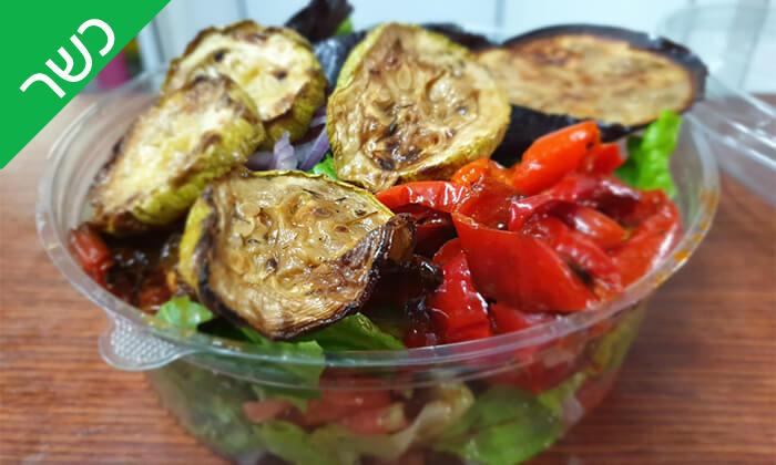 7 ארוחה זוגית כשרה ב'הפקקפה', הרכבת תל אביב