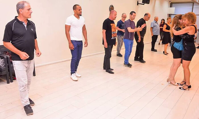 3 שיעורי קיזומבה - Kizomba Dance school, כפר סבא