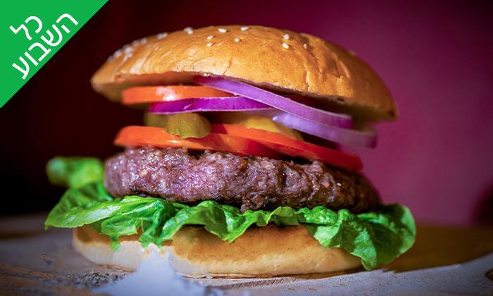 5 וולפנייטס wolfnights המבורגר שף בתל אביב - ארוחה זוגית