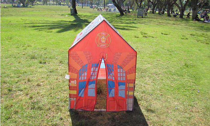 3 אוהלים מעוצבים לילדים