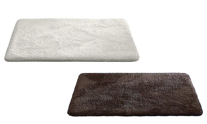 2 שטיח אמבט מפנק