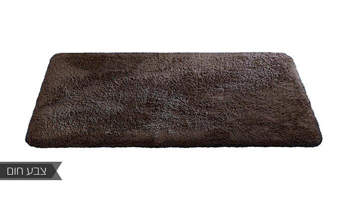 5 שטיח אמבט מפנק