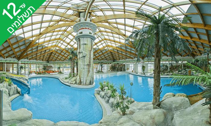 4 יוני-אוגוסט למשפחות בסלובניה, כולל פארק המים והספא התרמי Terme Čatež