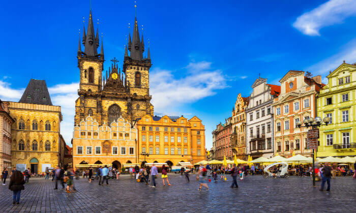 10 מקדימים להזמין: נובמבר-דצמבר בפראג, כולל סילבסטר