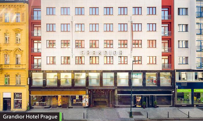 4 מקדימים להזמין: נובמבר-דצמבר בפראג, כולל סילבסטר
