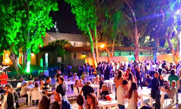 4 פסטיבל היין Salute 2019 מתחם התחנה ירושלים