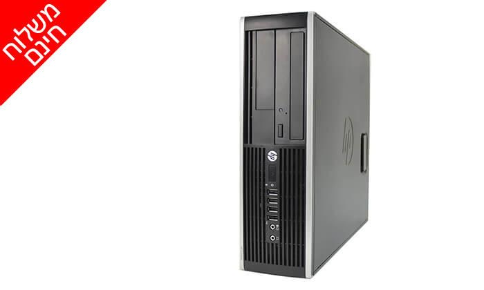 3 מחשב נייח HP עם מעבד i5- משלוח חינם