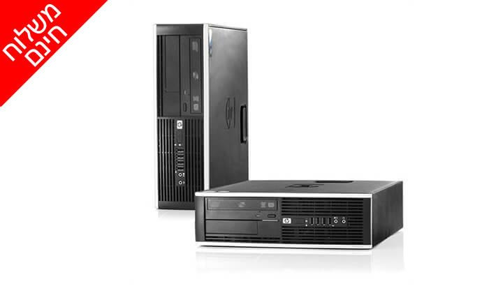 5 מחשב נייח HP עם מעבד i5 - משלוח חינם