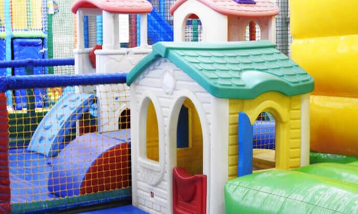 9 משחקיית קידס לנד Kids Land, מג'ד אל כרום