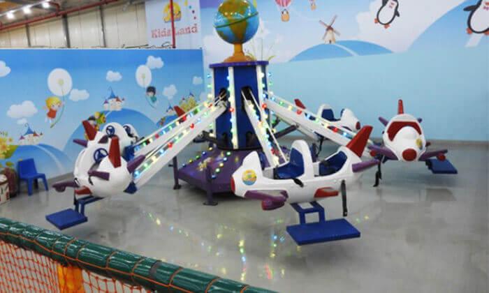 10 משחקיית קידס לנד Kids Land, מג'ד אל כרום