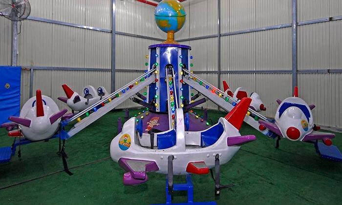 8 משחקיית קידס לנד Kids Land, מג'ד אל כרום