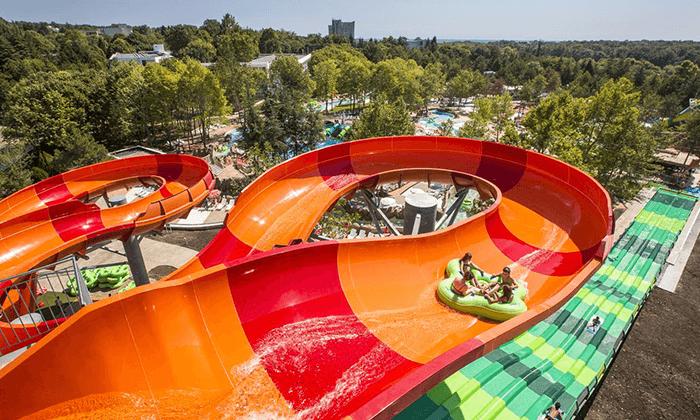 3 יוני-אוגוסט הכול כלול באלבנה, בולגריה - כולל פארק מים סמוך למלון