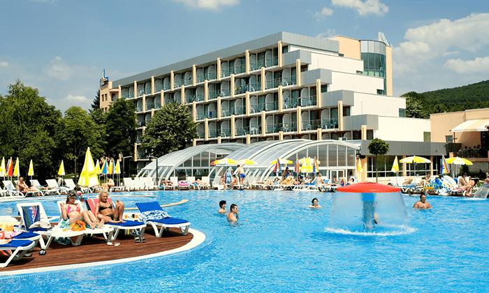 4 יוני-אוגוסט הכול כלול באלבנה, בולגריה - כולל פארק מים סמוך למלון