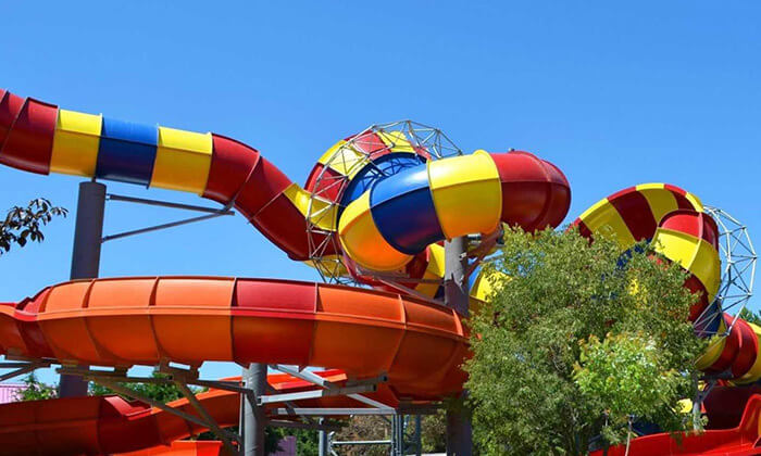 11 יוני-אוגוסט הכול כלול באלבנה, בולגריה - כולל פארק מים סמוך למלון