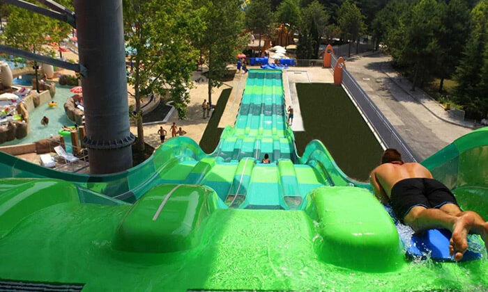 2 יוני-אוגוסט הכול כלול באלבנה, בולגריה - כולל פארק מים סמוך למלון
