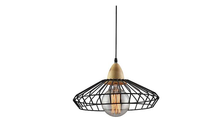 4 ביתילי: מנורת תלייה דגם רינג