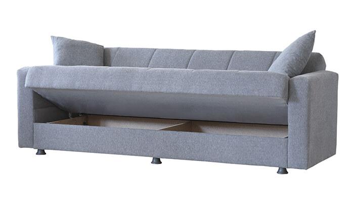 6 ספה נפתחת למיטה BRADEX