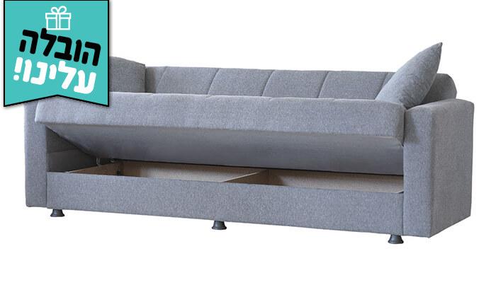 6 ספה נפתחת למיטה BRADEX- משלוח חינם!