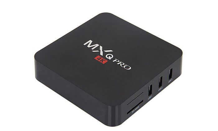 3 מיני מחשב סטרימר MXQ Pro