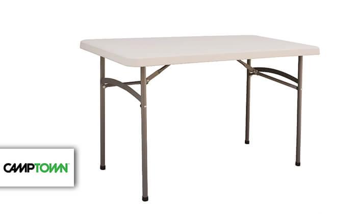 2 שולחן מתקפל קמפטאון CAMPTOWN