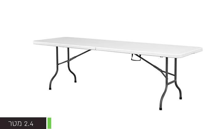 6 שולחן מתקפל קמפטאון CAMPTOWN