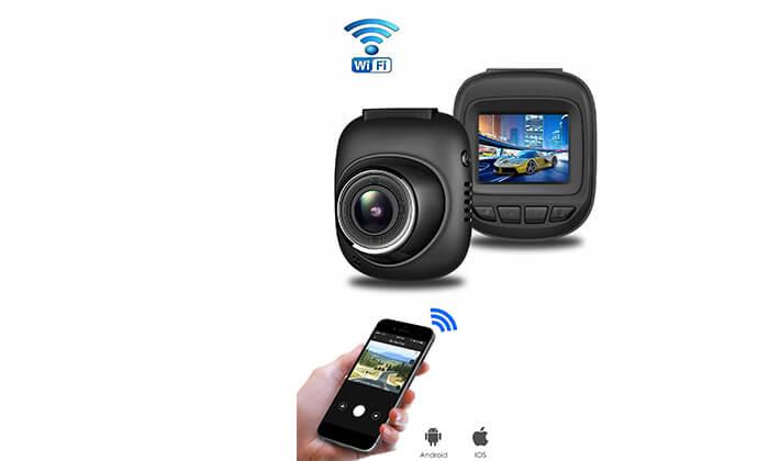 4 מצלמה אלחוטית לרכב