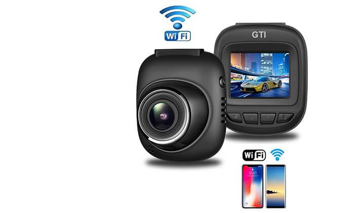 5 מצלמה אלחוטית לרכב