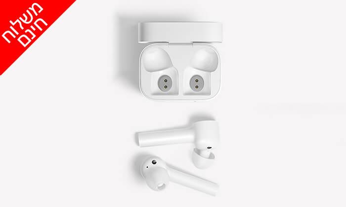 3 אוזניות Bluetooth אלחוטיות Xiaomi - משלוח חינם!