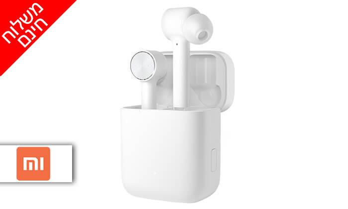 2 אוזניות Bluetooth אלחוטיות Xiaomi - משלוח חינם!